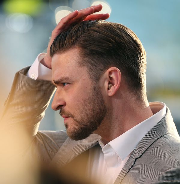 Show these short mens hairstyles to your barber huffpost loic venance via getty images who justin timberlake urmus Choice Image
