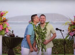 Hawaii Surprises Gay Veterans With The Wedding Of Their Dreams