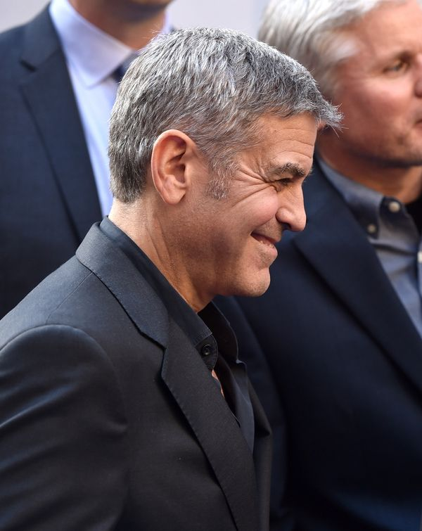 <strong>Who:</strong> George Alamuddin <strong><br><br>What to say:</strong> If you want Clooney's look, ask your s