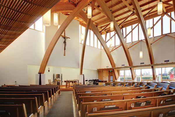 (Religious Architecture, New Facilities)<br>DiLoreto Architecture