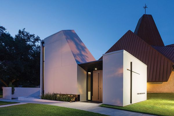 (Religious Architecture, New Facilities)<br>Eskew+Dumez+Ripple