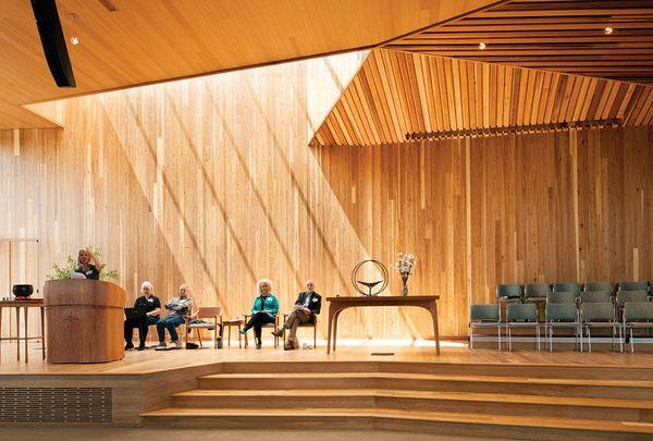 (Religious Architecture, New Facilities)<br>Hacker