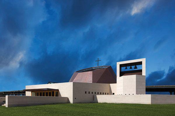 (Religious Architecture, New Facilities)<br>Pelli Clarke Pelli Architects