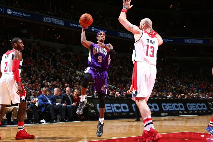 Rondo is the only point guard in the NBA to be averaging a double-double this season.