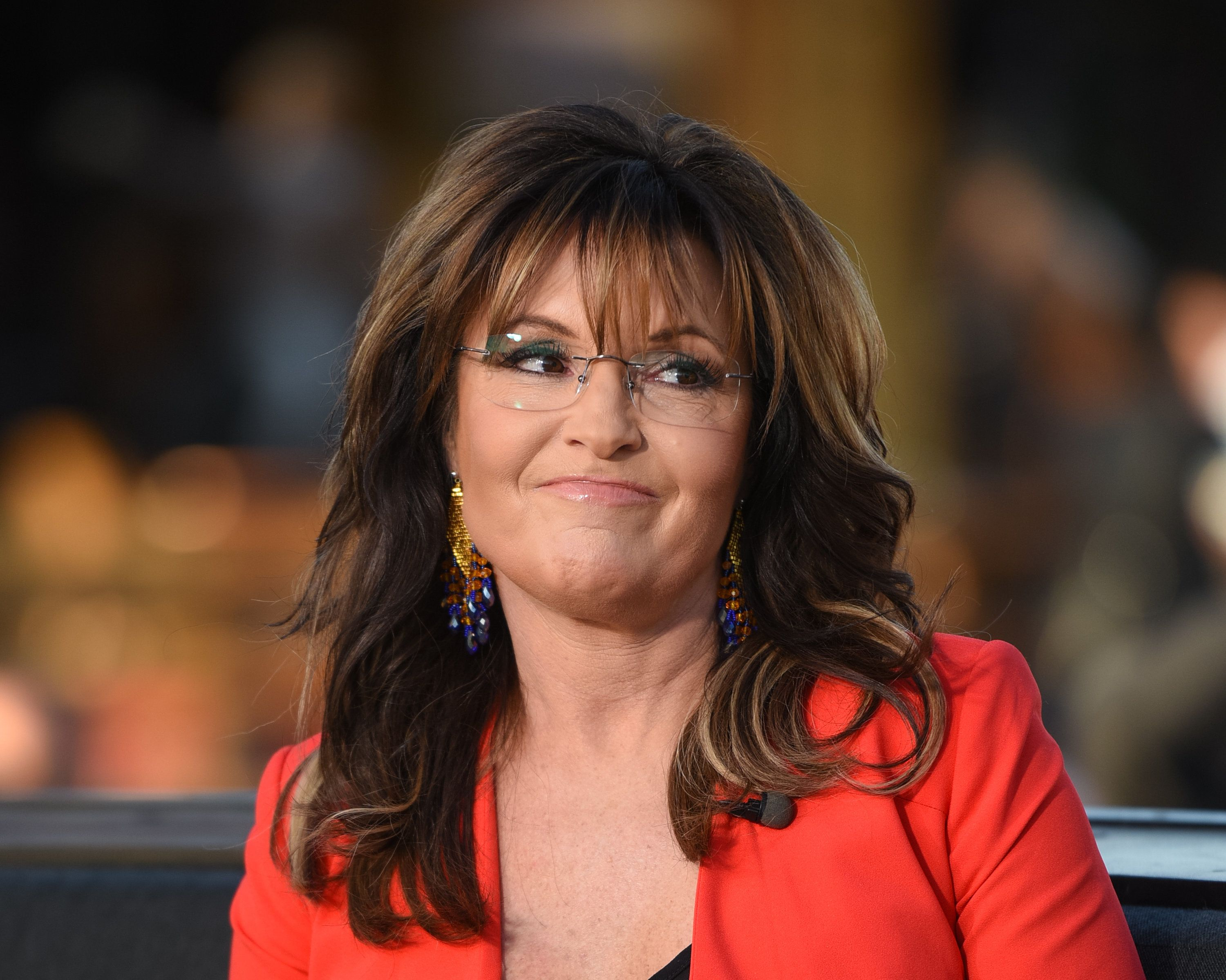 Sarah Palin's mansion in Scottsdale, Arizona,features a wine cellar and a six-car garage.