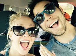 'Pitch Perfect' Co-Stars Anna Camp And Skylar Astin Are Engaged