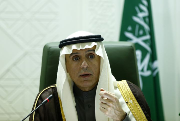 Saudi Arabian Foreign Minister Adel bin Ahmed Al-Jubeir announced on Sunday that the country had cut diplomatic ties with Ira