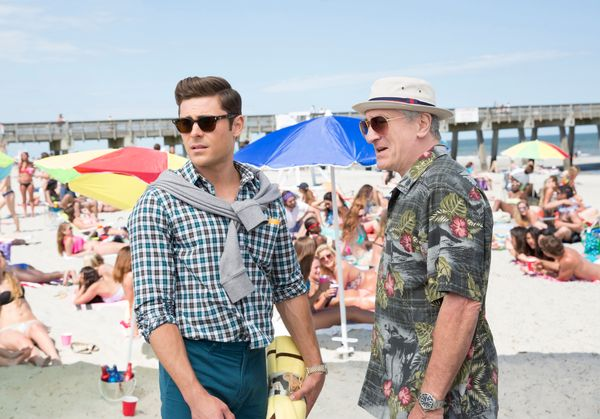 Written by John Philips • Directed by Dan Mazer<br><br>Starring Zac Efron, Robert De Niro, Zoey Deutch, Aubrey Plaza, De