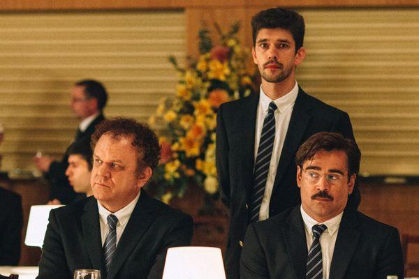 Written byEfthimis Filippou and Yorgos Lanthimos • Directed byYorgos Lanthimos<br><br>Starring Colin Farrell