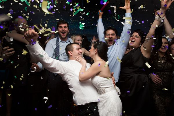 """""""Katrina and Alex tied the knot in Rock Hill NY on New Years Eve 2015."""" -Michael Bloom"""
