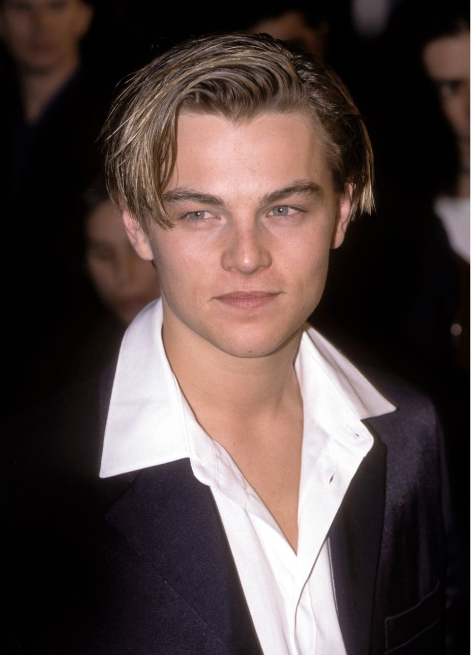 Here S Why Leonardo Dicaprio Has Never Had A Bad Hair Day Huffpost Life