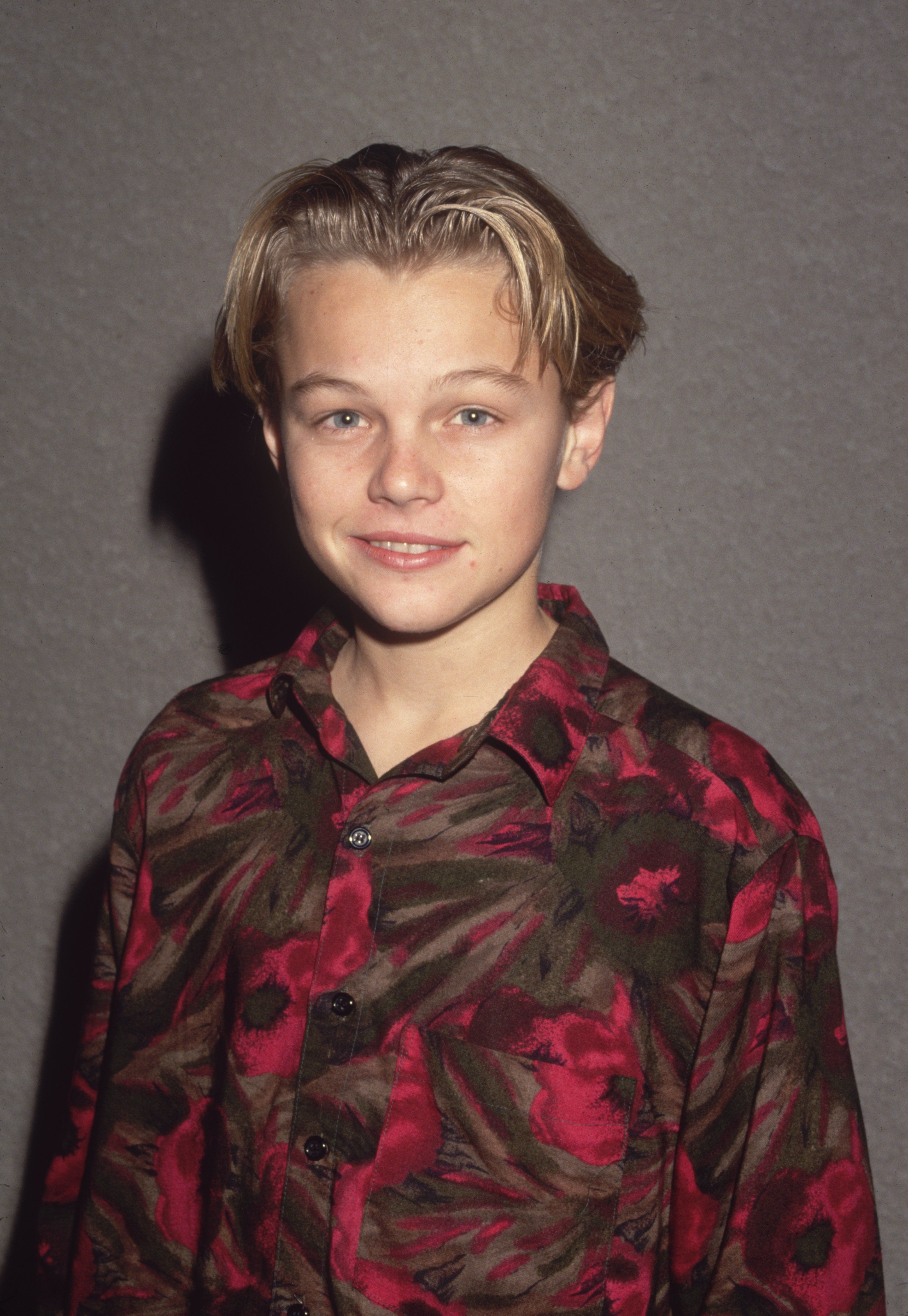 Here\u0027s Why Leonardo DiCaprio Has Never Had A Bad Hair Day