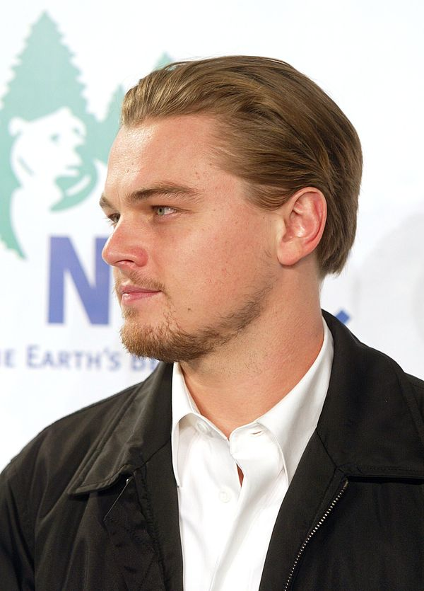 leonardo dicaprio hair style here s why leonardo dicaprio has never had a bad hair day 9600