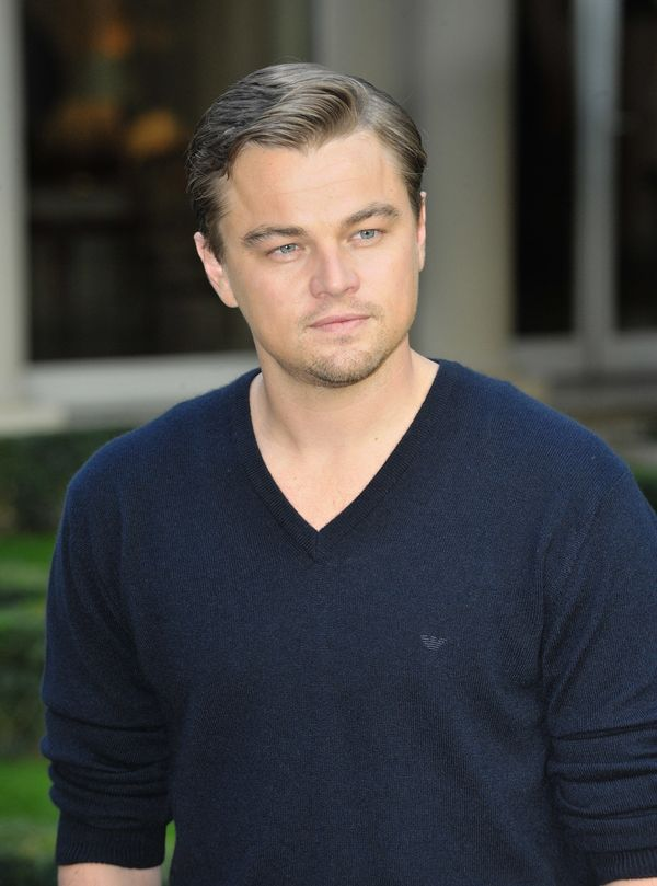 Heres Why Leonardo Dicaprio Has Never Had A Bad Hair Day Huffpost