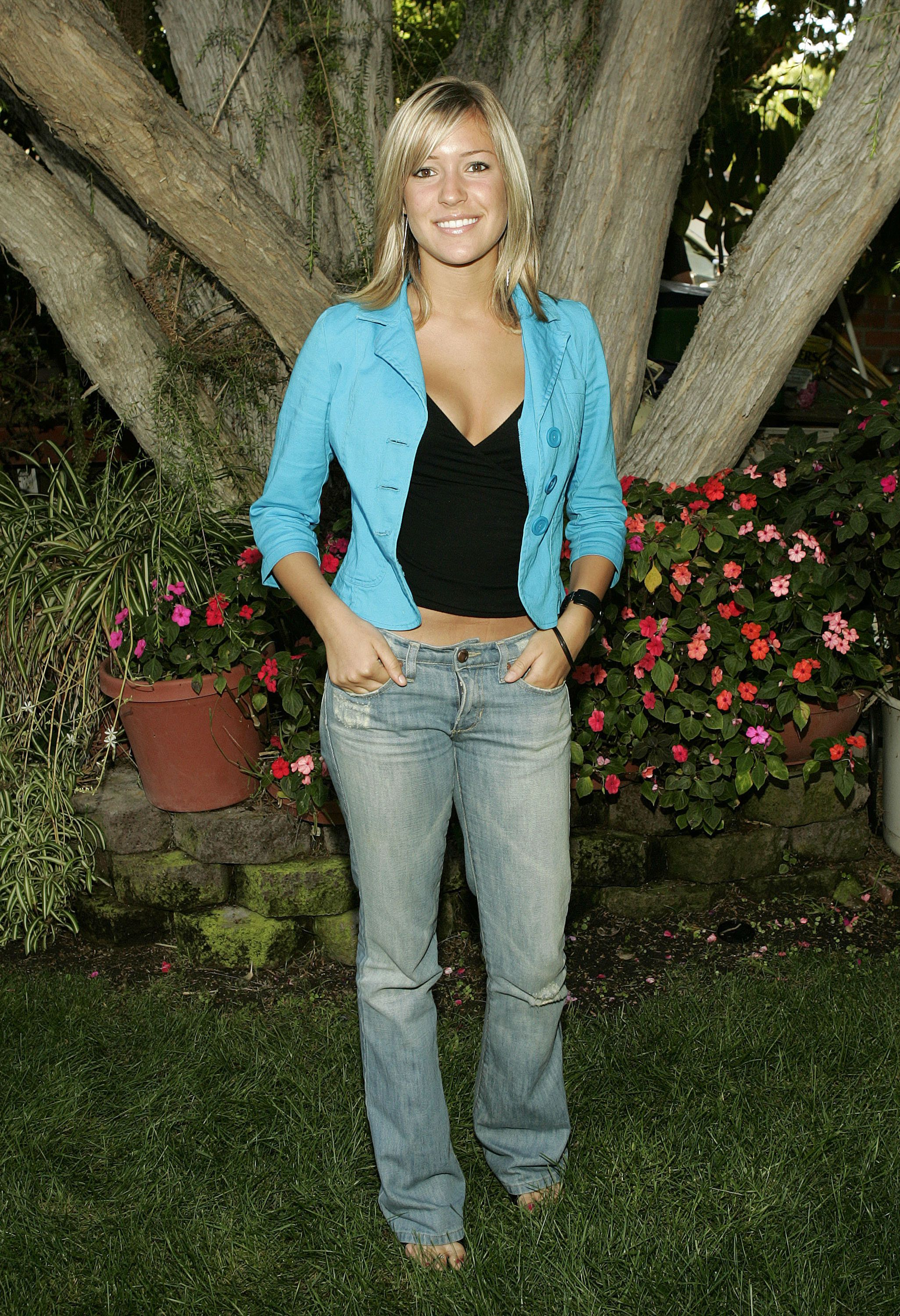 "At MTV ""Laguna Beach"" cast portraits shoot."