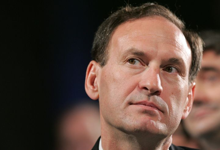 Supreme Court Justice Samuel Alito voted to strike down aggregate campaign contribution limits in the 2014 McCutcheon v. Fede