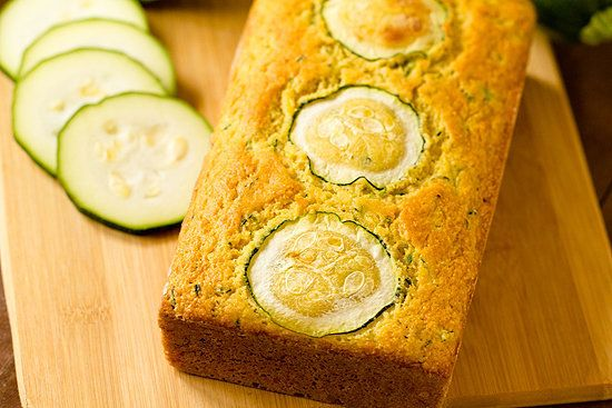 "<strong>Get the <a href=""http://www.browneyedbaker.com/zucchini-cornbread/"">Zucchini Cornbread recipe</a> from Brown Eyed Bak"