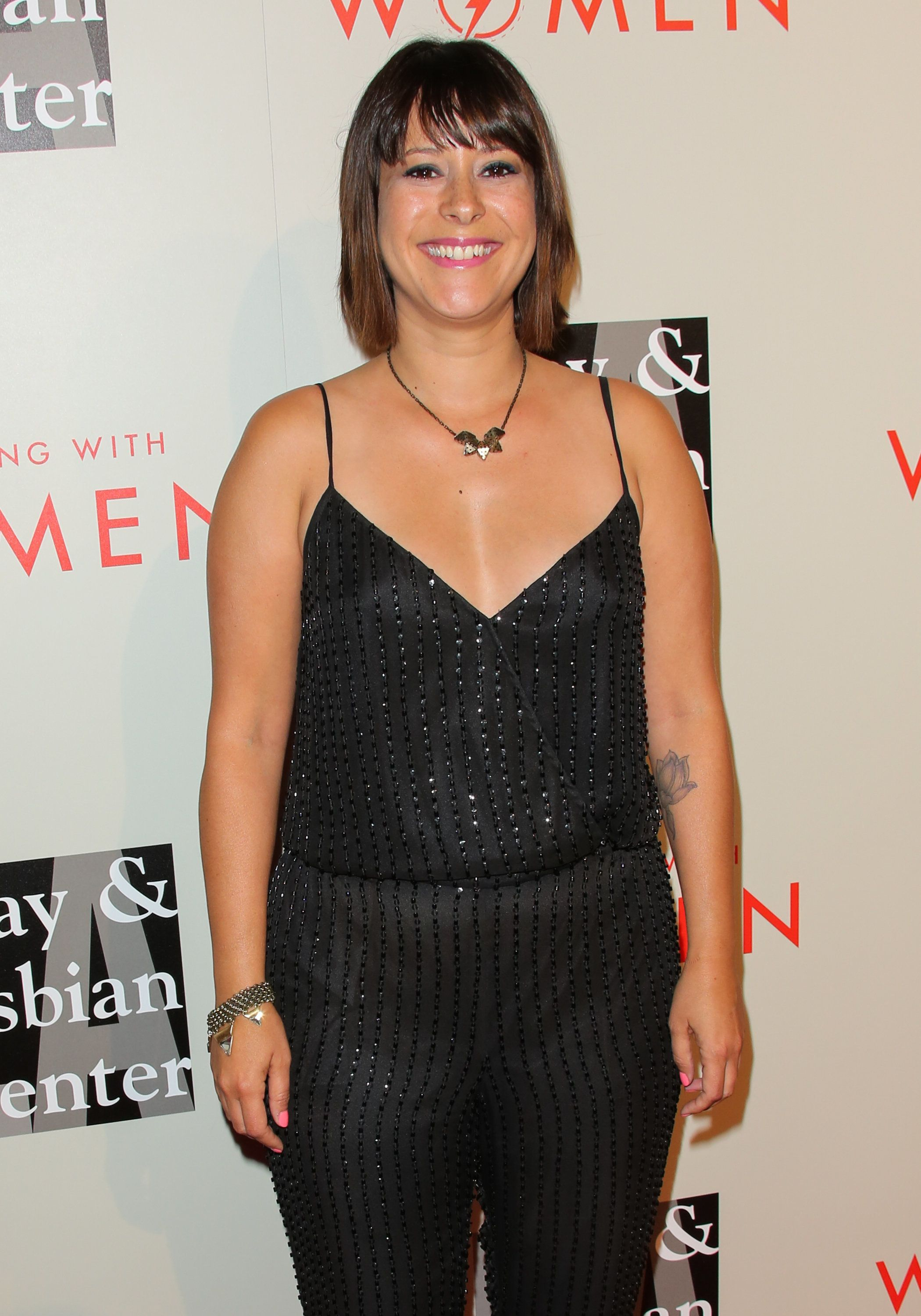 BEVERLY HILLS, CA - MAY 10:  Actress Kimberly McCullough attends the L.A. Gay & Lesbian Center's 2014 An Evening With Women at The Beverly Hilton Hotel on May 10, 2014 in Beverly Hills, California.  (Photo by Paul Archuleta/FilmMagic)