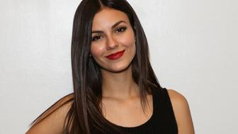 BURBANK, CA - OCTOBER 23:  Actress Victoria Justice attends the 'Julia' special screening and Q&A on October 23, 2015 in Burbank, California.  (Photo by Paul Archuleta/WireImage)