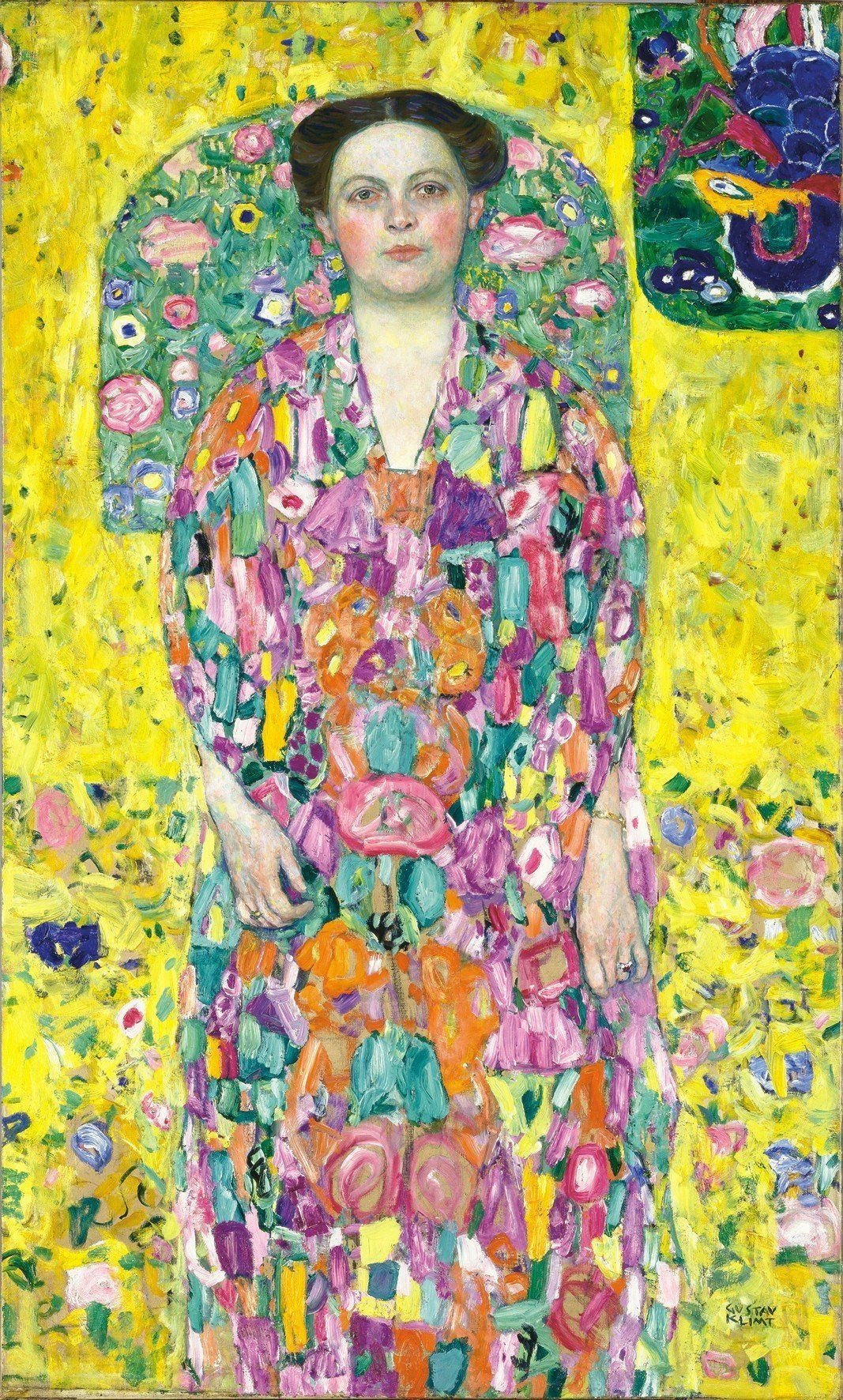 List of paintings by Gustav Klimt and their descriptions with titles 31