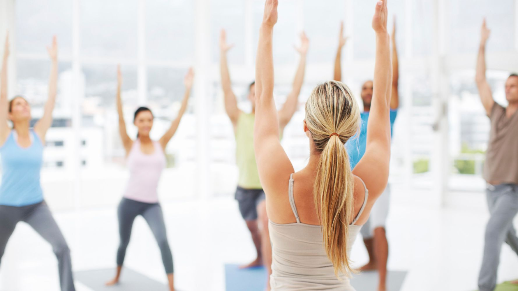 2 Poses Nearly Everyone Does Wrong In Their First Yoga Class