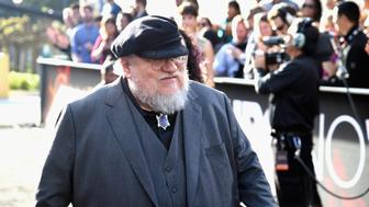 SAN FRANCISCO, CA - MARCH 23:  Writer/co-executive producer George R.R. Martin attends HBO's 'Game of Thrones' Season 5 Premiere and After Party at the San Francisco Opera House on March 23, 2015 in San Francisco, California.  (Photo by Jeff Kravitz/FilmMagic for HBO)