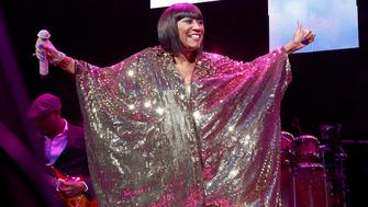 NEWARK, NJ - DECEMBER 18:  Singer Patti LaBelle performs onstage at the 'Christmas In The City' Concert held at the Prudential Center on December 18, 2015 in Newark, New Jersey.  (Photo by Paul Zimmerman/Getty Images)