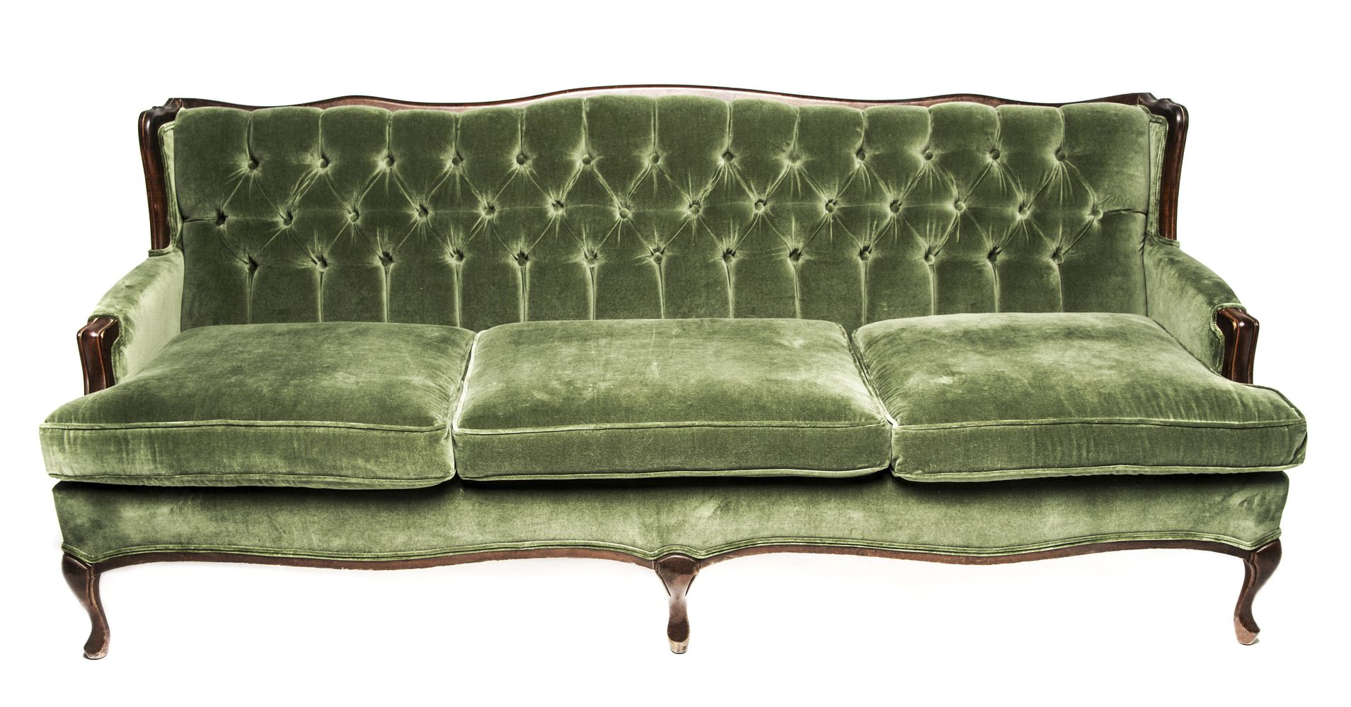 Velvet sofas thatll instantly make a room look more expensive velvet sofas thatll instantly make a room look more expensive huffpost parisarafo Choice Image