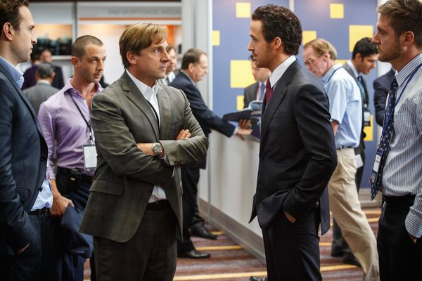 "Paramount didn't announce a 2015 release for ""The Big Short"" until late September, right as festival season"