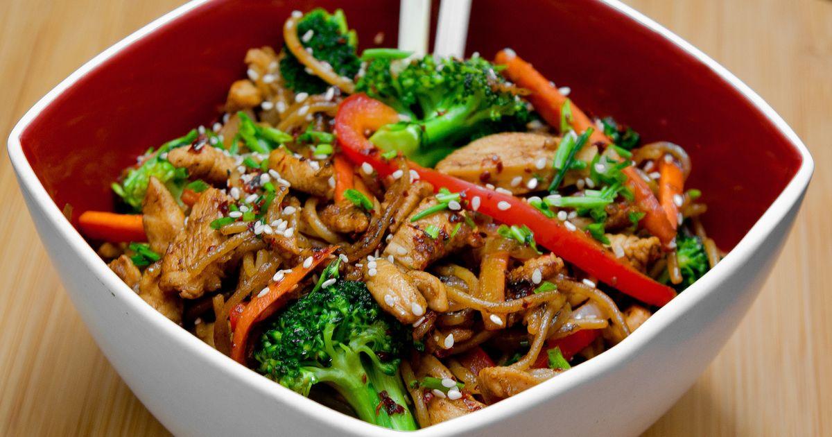 The No-Fail Formula For A Healthy, Perfect Stir-Fry