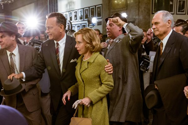 """Bridge of Spies"" has been one of the more intriguing question marks throughout awards season. Its positive, if u"