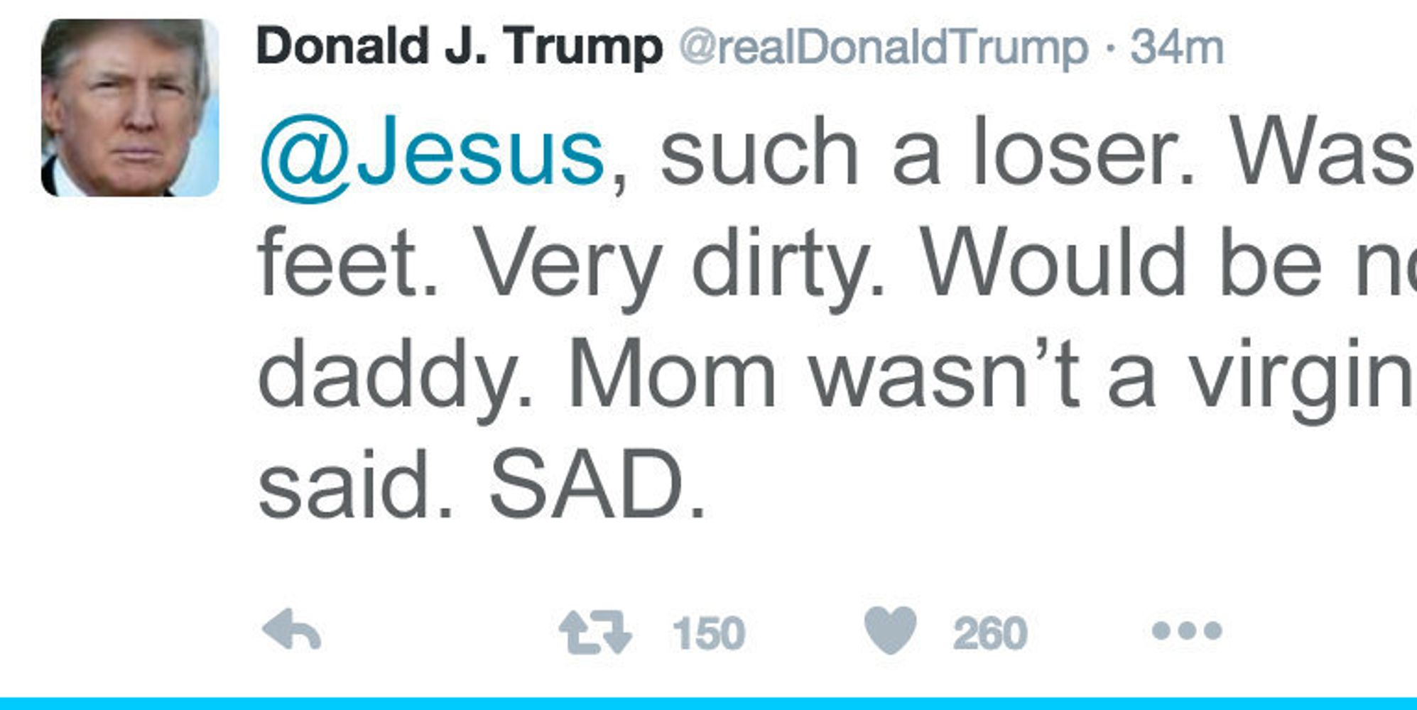 donald trump tweets throughout history you ve definitely