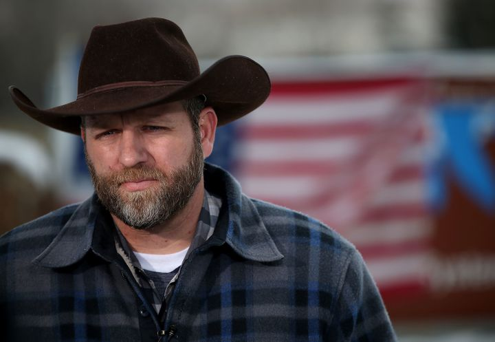 Ammon Bundy, a leader of the anti-government militants that took over the wildlife refuge center, staged the occupa