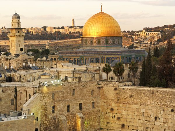 Jerusalem is a city of ancient religious significance, considered holy in Christianity, Judaism and Islam alike. Located in t
