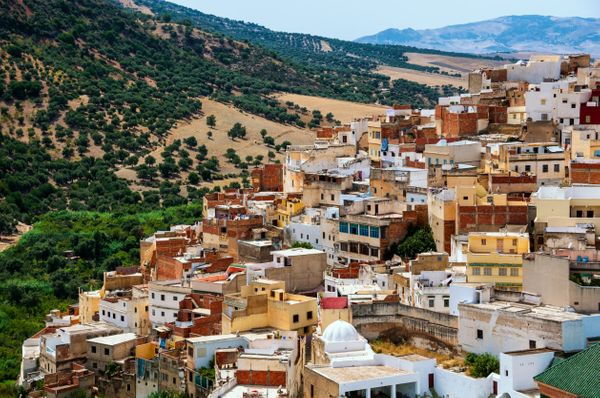 "Moulay Idriss is considered to be the <a href=""http://www.theguardian.com/travel/2011/apr/30/moulay-idriss-guesthouse-accommo"
