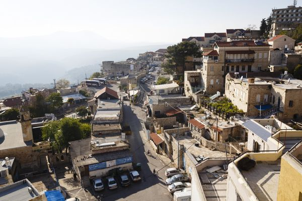 "Safed is perched at the <a href=""http://www.goisrael.com/Tourism_Eng/Tourist%20Information/Discover%20Israel/Cities/Pages/Saf"