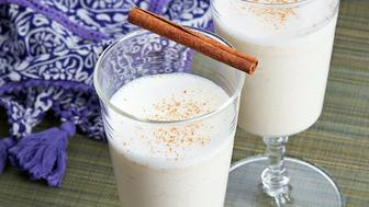 YUM. Kris Carr's cashew chai milk is a delicious alternative to dairy.