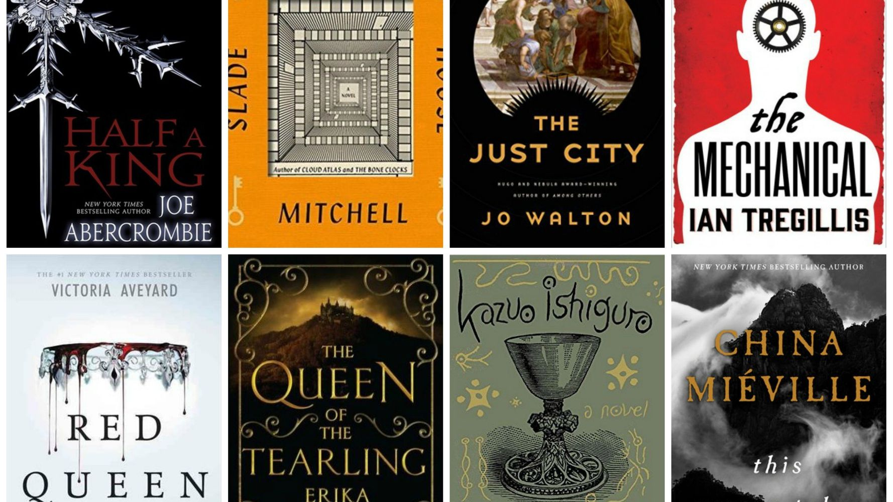 Books To Read While Waiting For George R.R. Martin To Finish 'GoT'