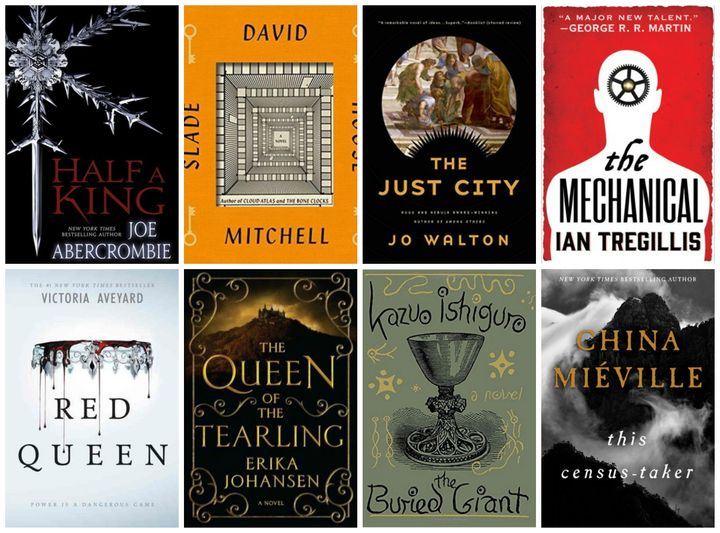 Books To Read While You Wait For George R.R. Martin To Finish 'GoT'