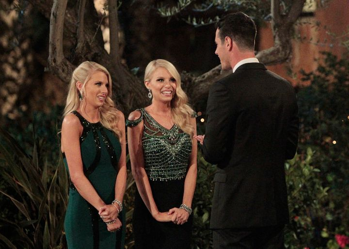 """The Bachelor"" loves: dating on TV, just a touch of crazy, not being here to make friends.... and twins."