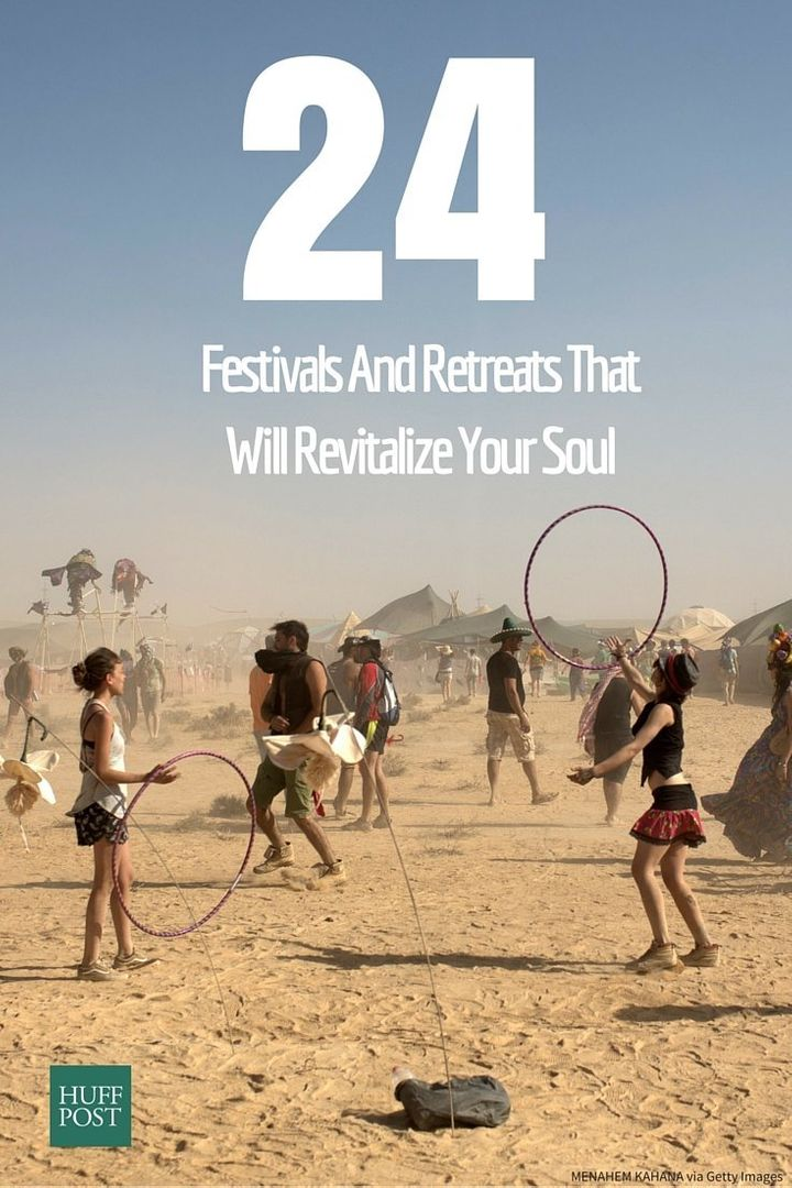 24 Festivals And Retreats To Revitalize Your Soul In 2016