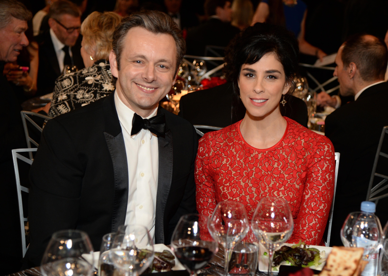 Michael sheen and sarah silverman dating