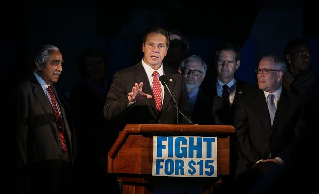 NY Republicans Not Ruling Out $15 Minimum Wage