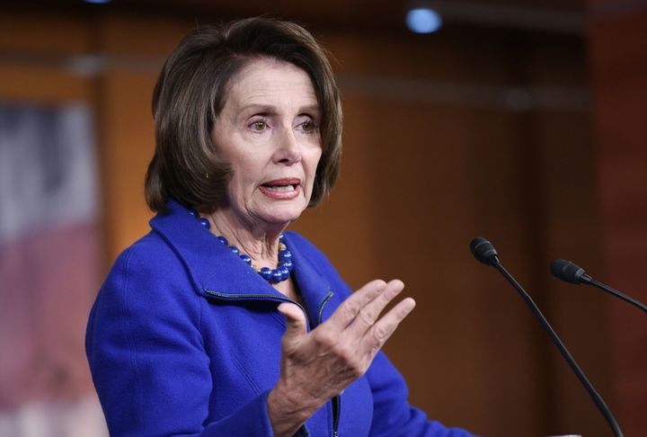 """""""The Department of Homeland Security must ensure that no person is wrongfully deported to face certain persecution or mortal danger,"""" House Minority Leader Nancy Pelosi (D-Calif.) said on Thursday."""