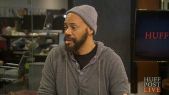 John Ridley appears on HuffPost Live.