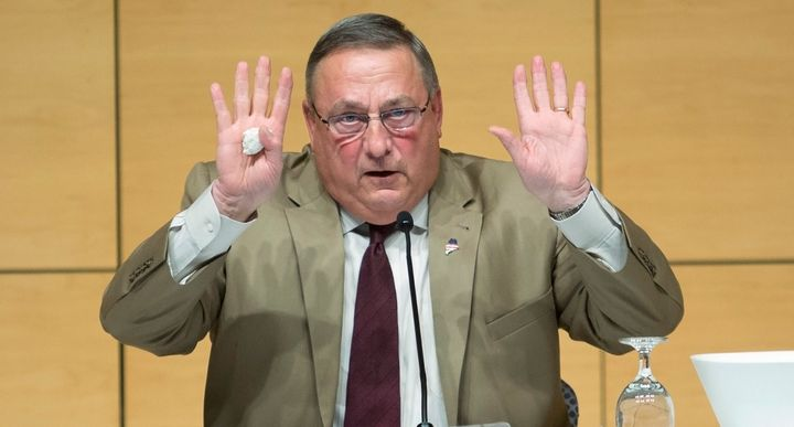 Maine Gov. Paul LePage could face impeachment soon.