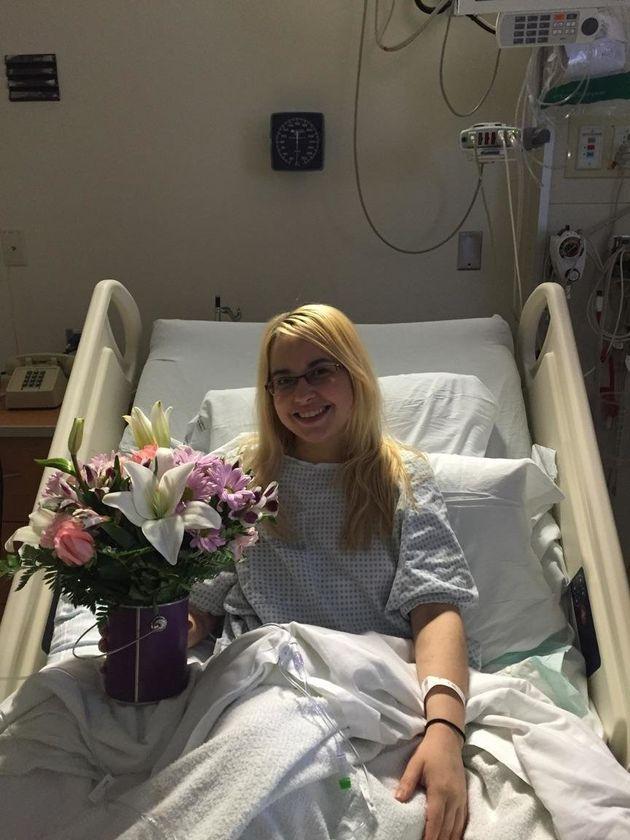 がんの女性は、ドナーと運命の出会いをした。ある愛の物語