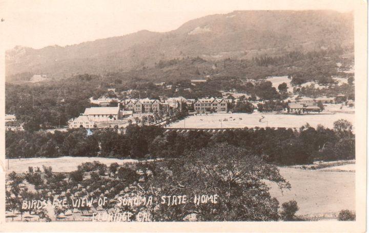 Sonoma State Home (archival photo)