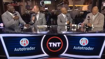 "The ""Inside The NBA"" crew had some hot takes on their eSports counterparts."