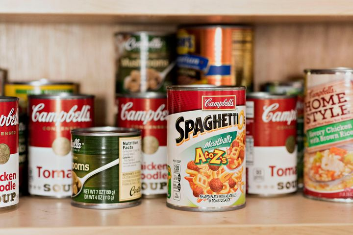 Campbell Soup will label all products for ingredients derived from GMOs.